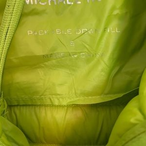 Michael Kors Jackets & Coats - Michael Kors Packable Puffer
